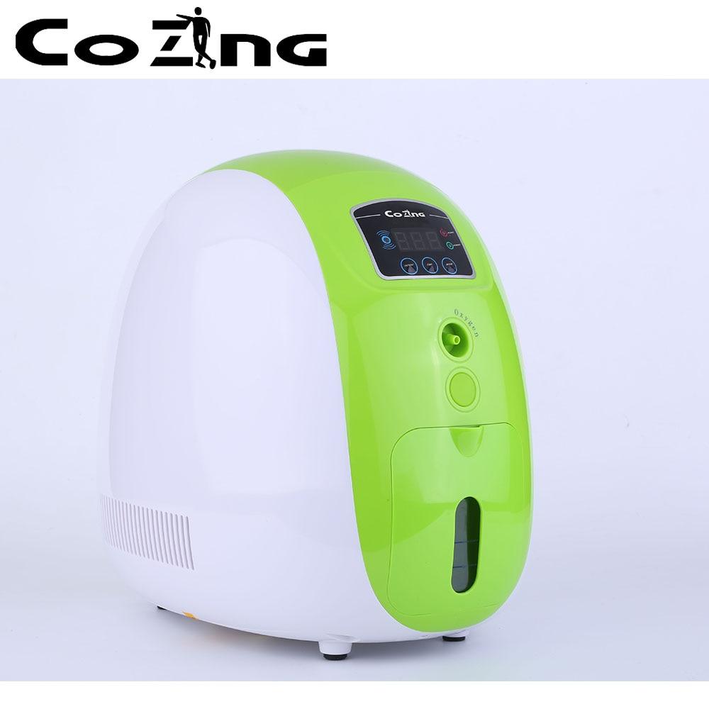 Traveling home electric equipment oxygen  generator 1l medical oxygen concentrator 3L for sale oxygen rhma 02
