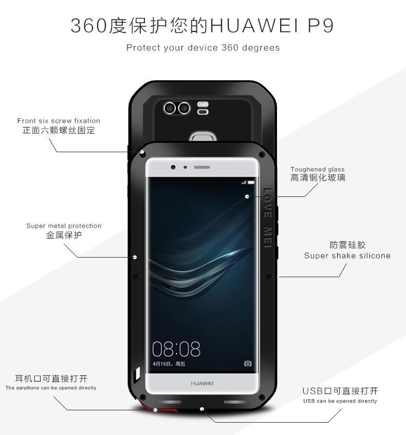 Funda protectora de teléfono de estilo Halloween Para Huawei P9 Xiaomi Redmi Gracious