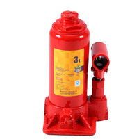 3T Capacity Car Lift Hydraulic Jack Automotive Lifter Vehicle Bottle Jack Repair Tool With Simple Convenient