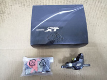 On sale Shimano XT BR M8000 Brake Caliper with J02A Resin ICE-TECH Pads