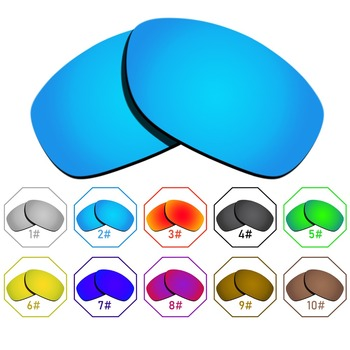 Polarized Replacement Lenses for Pit Bull Frame – Many Colors Anti-reflective Anti-water Anti-scratch