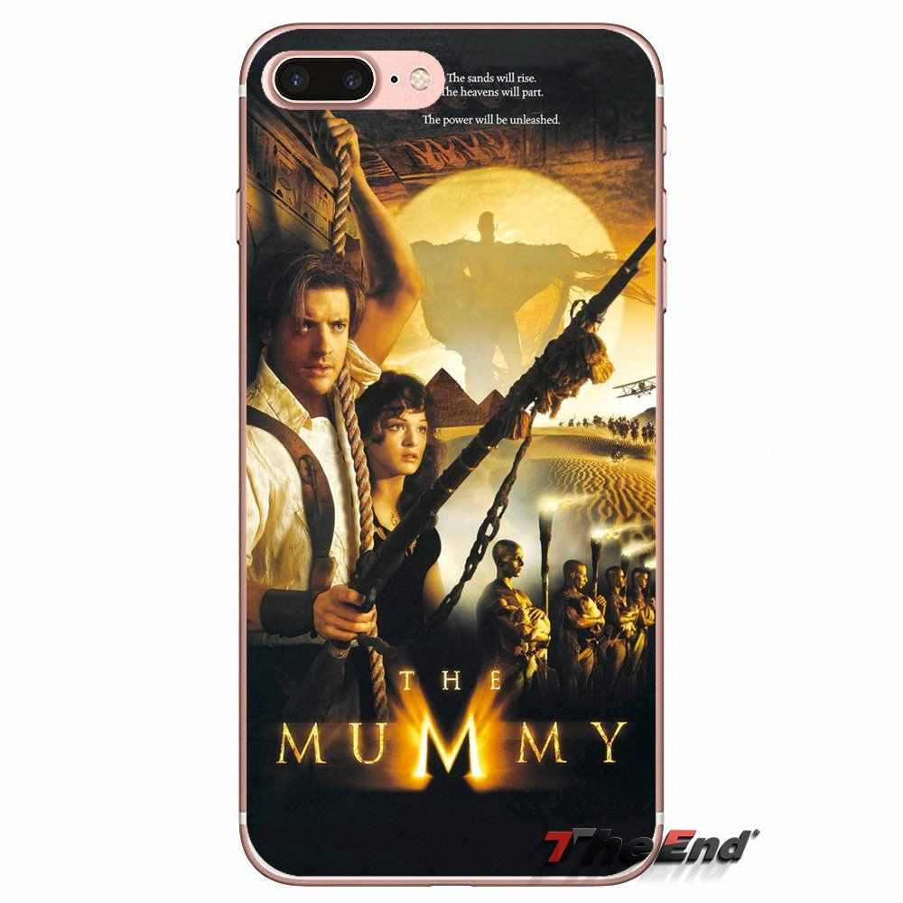 Accessories Phone Shell Covers The Mummy Movie For Xiaomi Mi6 Mi 6 A1 Max  Mix 2 5X 6X Redmi Note 5 5A 4X 4A A4 4 3 Plus Pro