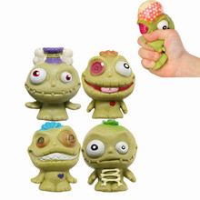 7.5cm S quishy Alien Slime Stress Reliever Fun Gift Toy For Children(China)