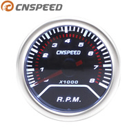 Auto Meter Car Meter 2 Rpm Gauge Smoke Lens Retail Sale Super Bright Led Lighting Tachometer