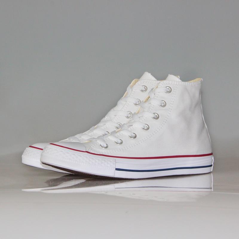 Nouveau Original Converse toutes les étoiles chaussures Chuck Taylor homme et femmes unisexe haute classique baskets chaussures de skate 101013 - 2