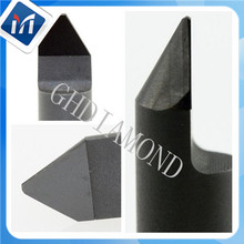 6X30X0.6mm, PCD tool, engraving cutter,PCD CNC Carving Tools, Stone Engraving Bits on Hard Granite