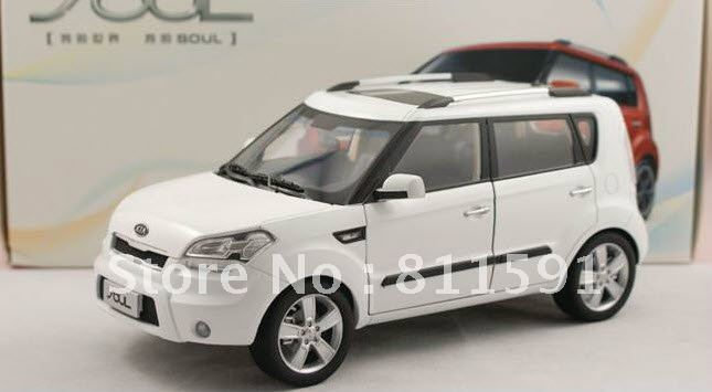 1 18 Scale High Emulation Kia Soul Details Cast Car Model For Collection Free Shipping In Casts Toy Vehicles From Toys Hobbies On Aliexpress
