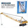 alloy crane  model 1:87