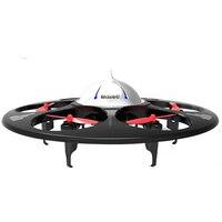 Радиоуправляемый Дрон WI FI FPV системы вертолет HD 0.3mp Камера 2.4 г мини Дистанционное управление Quadcopter один ключ возврат и Безголовый модели эле