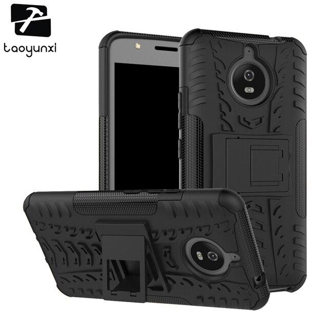 TAOYUNXI Phone Case For Motorola Moto E4 Plus XT1770 XT1773 Moto E Plus (4th Gen.) Europe Version Bag Cover Armor Housing Shell