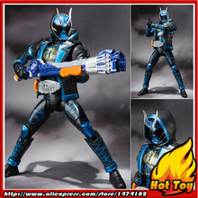 "100% Original BANDAI Tamashii Nations S.H.Figuarts (SHF) Action FIGURE Kamen Rider Spectre จาก ""Kamen Rider Ghost"""