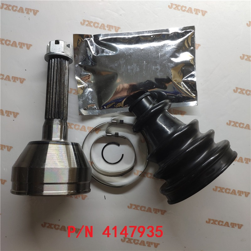 New Yoke U Joint U-Joint complete kits Drive Shaft for Polaris Big Boss 500 2002