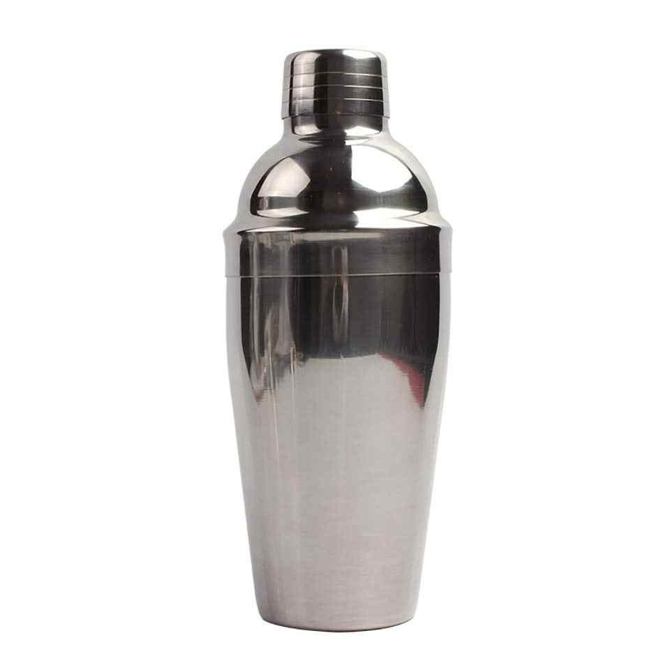 550 ml Shaker In Acciaio Inox Bartender Strumenti di Casa Birreria Accessori A Mano Shaker Ktv Bar Strumento Homebrew Da Cocktail