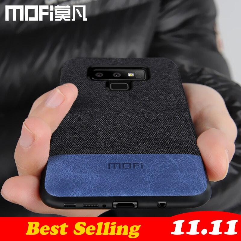 Funda original MOFi para samsung Galaxy Note 9 funda note9 tela trasera a prueba de golpes funda carcasa para samsung note 9