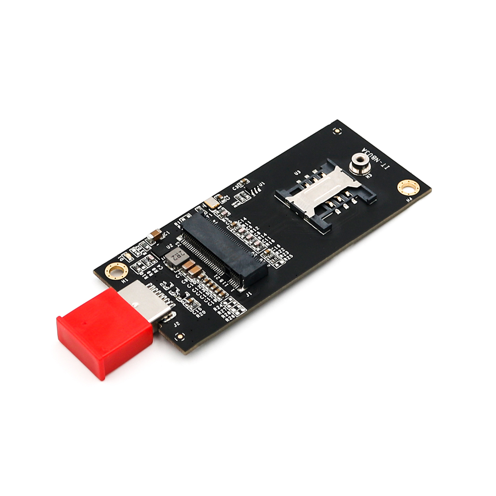 Add On Cards USB To M.2/M2/NGFF/USIM/PCIE Adapter Raiser M.2 USB 3.0 Card/Board With SIM 6pin Slot For WWAN/LTE 2/3/4G Module