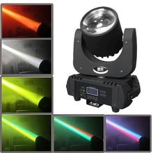 High quality powerful LED moving head beam 60W RGBWAUV 6 color 60 watt beam moving heads dmx dj lighting