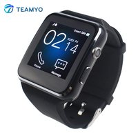 2016 New Arrived Teamyo Bluetooth Smart Watch X6 Smartwatch For Apple IPhone Android Phone With Camera