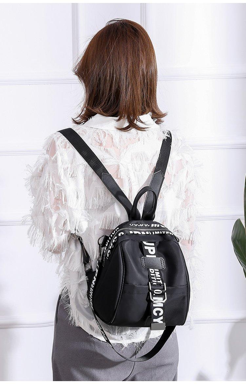 Новинка 2019, женские рюкзаки Оксфорд, водонепроницаемый рюкзак для девочек-подростков, Большой Вместительный рюкзак, женские школьные сумки для девушек