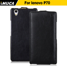 Luxury Phone Case for Lenovo P70 P70T p70a P 70 5inch Cover Case for Lenovo p70 Flip Leather case imuca brand mobile phone cover