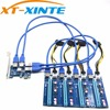 NEW Add In Card PCIe 1 To 4 PCI Express 16X Slots Riser Card PCI E
