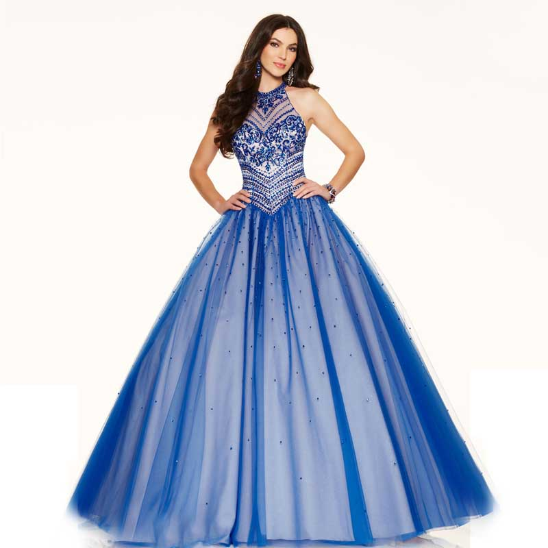 High Quality Navy Blue Ball Gown-Buy Cheap Navy Blue Ball Gown ...