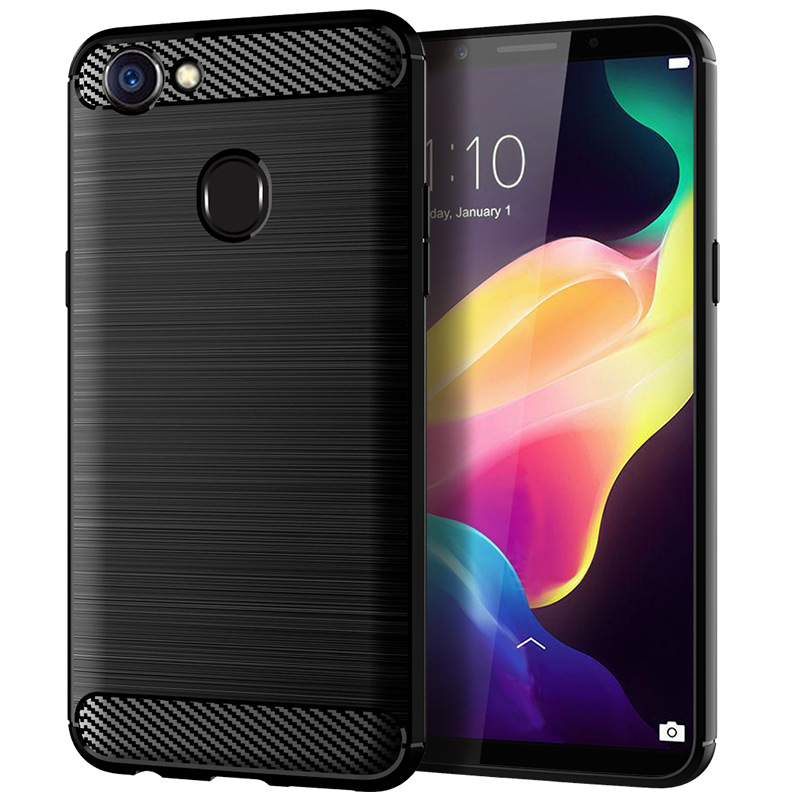 Case For OPPO F5 Youth TPU Silicone Case Ultra-Thin Soft Cover Matte Feel Phone Case Rugged Armor For OPPO F7