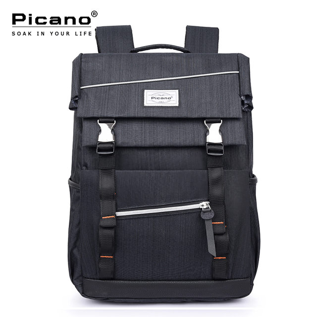 Picano Men Smart 15.6 Inch Laptop Backpack With Usb Charging Port Women  Anti-theft Travel Backpack Teens School Bags PCN003