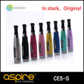 Free Shipping Authentic Aspire ce5-s bvc clearomizer aspire ce5s bvc tank
