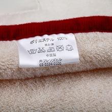 Fleece Dog Printed Blanket