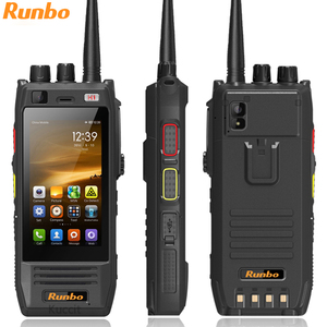 Image 2 - Оригинальный Runbo H1 IP67 прочный водонепроницаемый телефон Android DMR Радио УКВ PTT рация Smarpthone 4G LTE 6000 мАч MTK6735 GPS