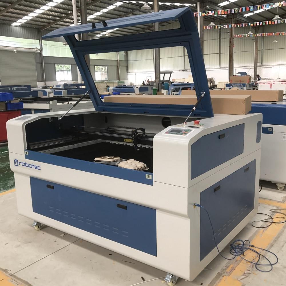 Macchina per incisione laser in legno acrilico controllo legno DSP prezzo 80 / 100w macchina per taglio laser per legno 1390 macchina laser co2