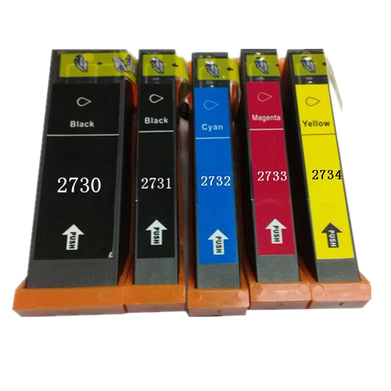 1 set Ink cartridge for 273 273 Cartridge for <font><b>Epson</b></font> Expression Premium XP610 <font><b>XP</b></font> <font><b>610</b></font> Printer image