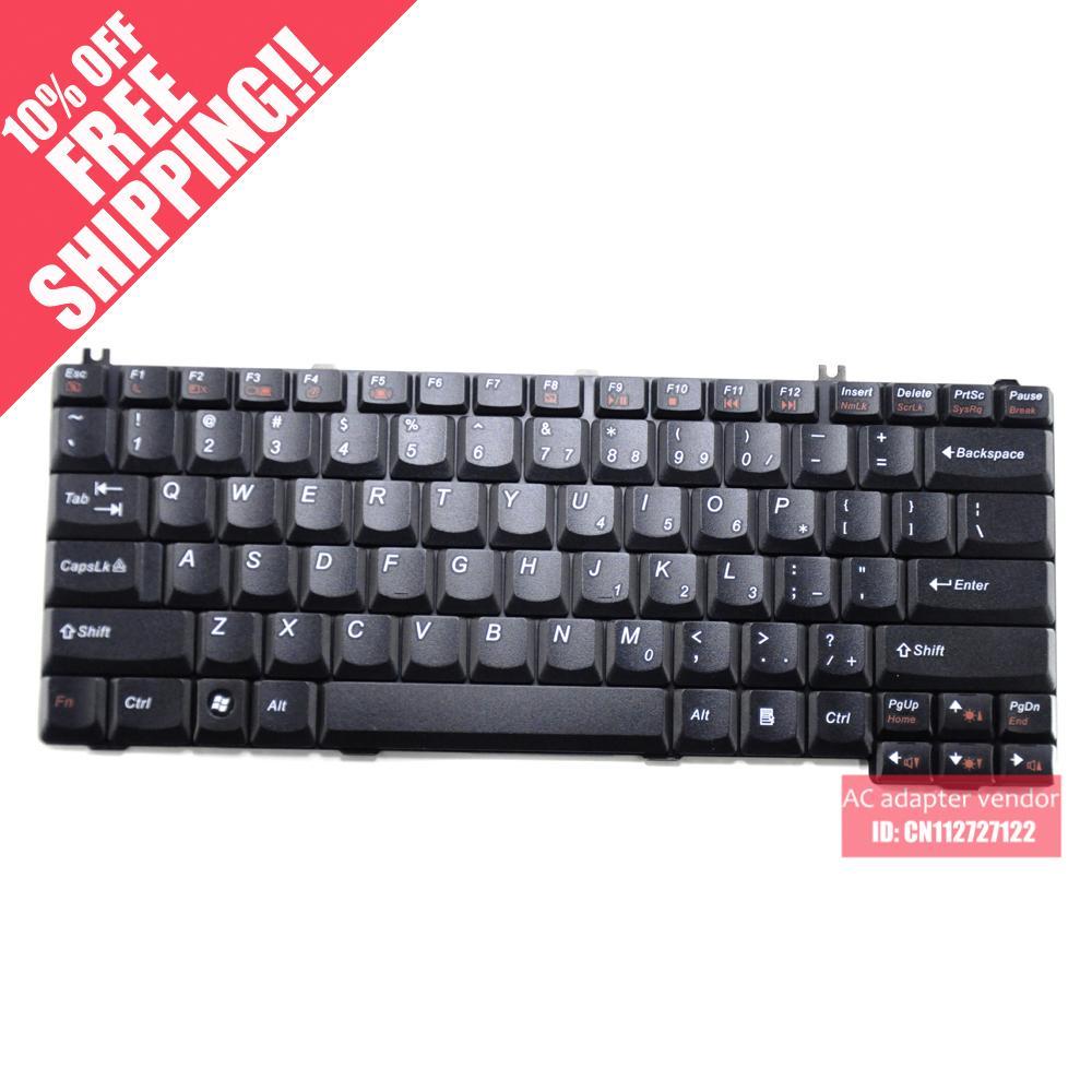 The new FOR LENOVO N200 N220 G450 V450 N440 N100 laptop keyboard black gray