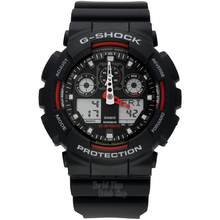 Casio watche fashion electronic fashion sports anti-earthquake GA-100-1A4
