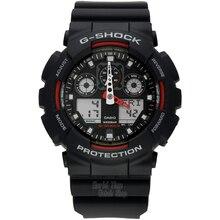 Casio Watche Мода электронный Мода Спорт анти-землетрясение GA-100-1A4