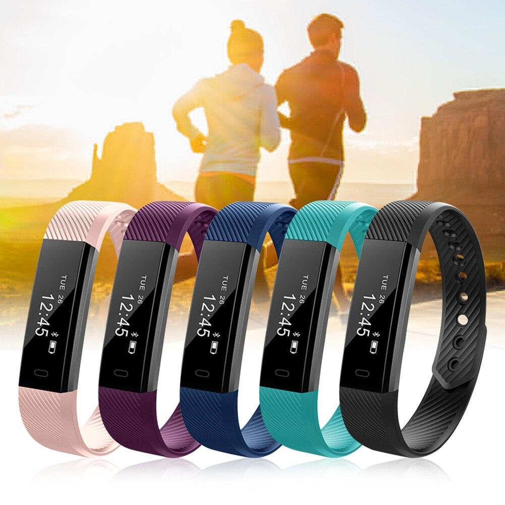 2018 Outdoor Schrittzähler Fitness Tracker Digitalen OLED Rennen Gehen Pedometer Smart Schritt Zähler Gesundheit Schlaf Aktivität Tracker