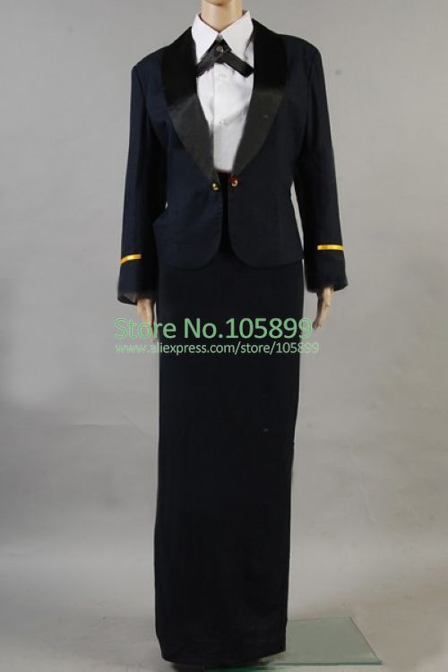 Creative AirForceFemaleMessDress Custom Made Canadian Air Force Winter Mess