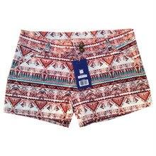 Summer Plus Size Shorts Women s Shorts Pantalones Cortos Mujer Bermudas Mulheres Bermudas Printing Shorts Summer