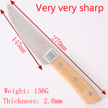 LD 8  chef knife 73 layers Japanese Damascus steel kitchen senior meat/vegetable wood handle free shipping
