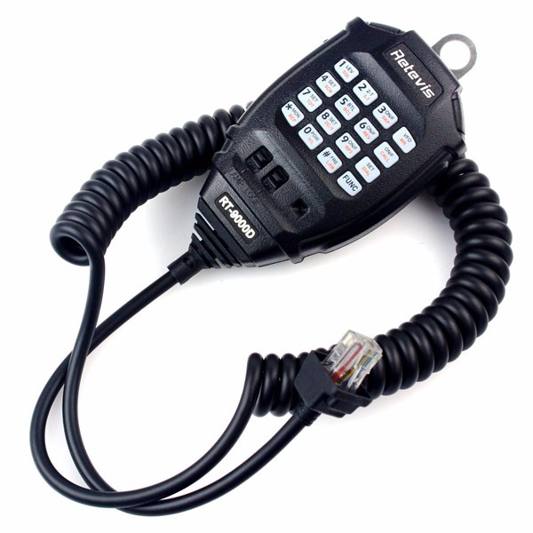 Retevis RT-9000D VHF 66-88MHz Mobile Radio (5)