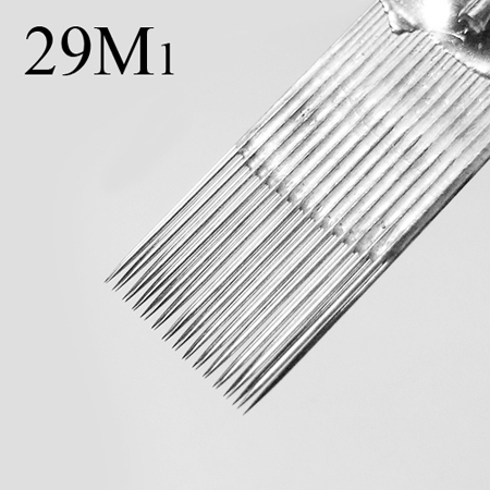 29M1 tattoo needle 30pcs/box free shipping,sterilized tattoo needle supplie wholesale Magnum