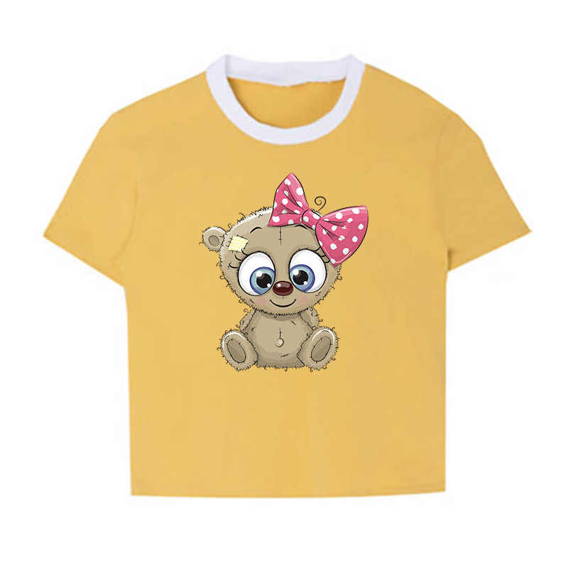 Медведь Железный На наклейки на одежду Мультяшные нашивки для детей моющиеся высокого качества Parches персональный аксессуар Аппликация