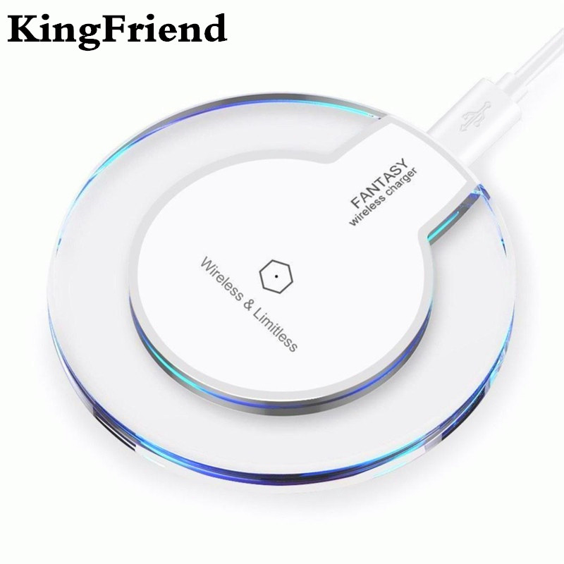 Qi Wireless Charger KingFriend Phone Charger Wireless Fast Charging Cradle Charger Charger