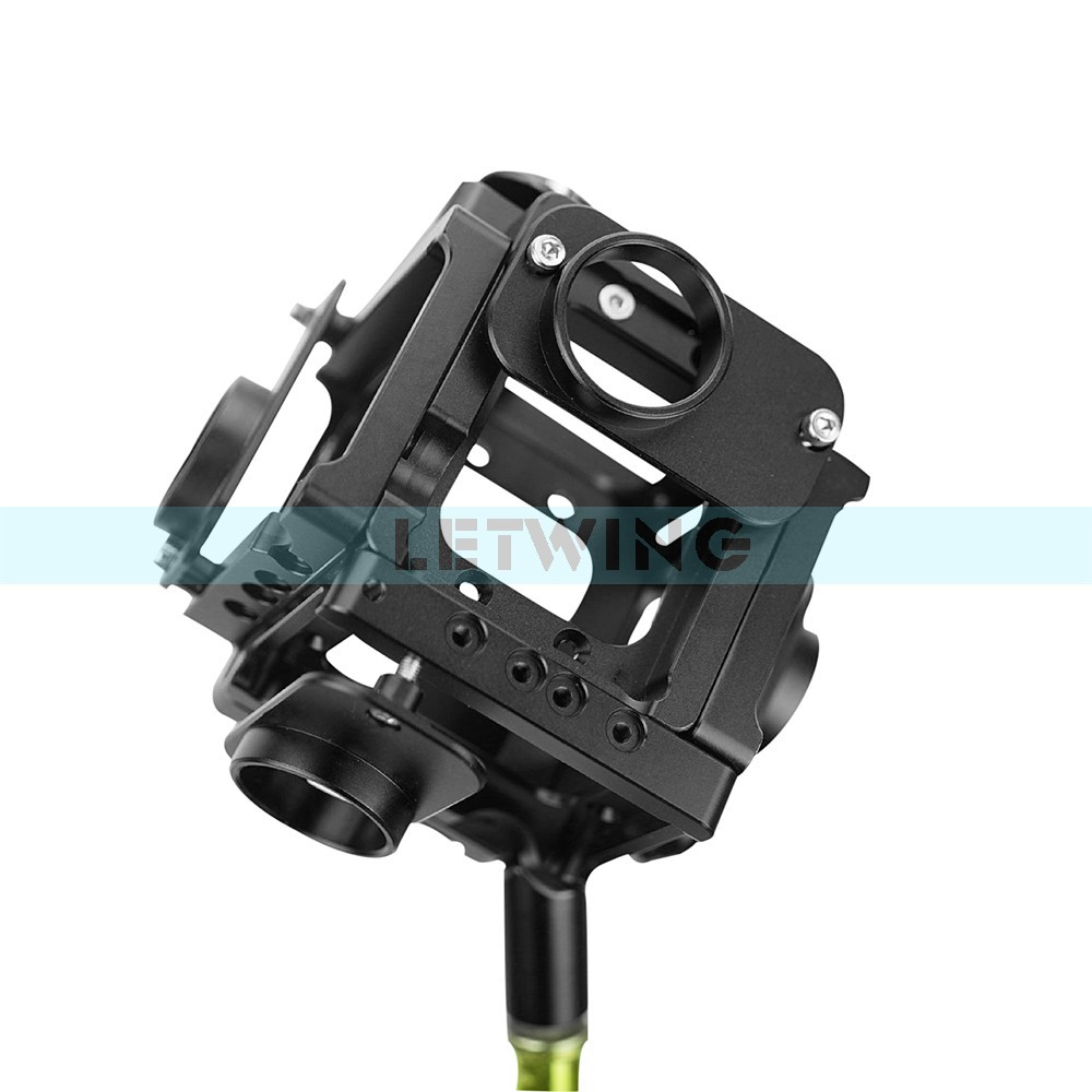 Sports Camera GoPro Selfie Extension Stick 17 inch Adjustable CNC Aluminum Extension Magic Arm Mount Kit for DSLR LCD Monitor