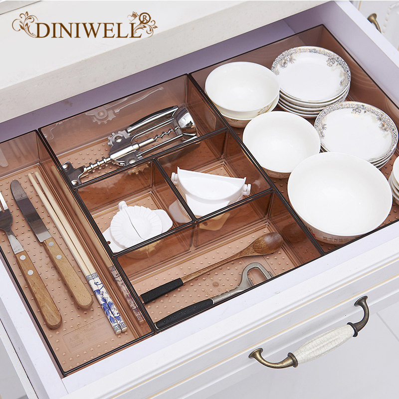Diniwell Armadio Di Divisori Per Cassetti Di Immagazzinaggio