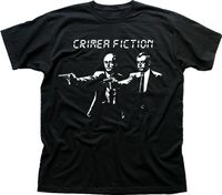 CRIMEA PULP FICTION PUTIN RUSSIA UKRAINE SOVIET dissident printed t shirt 9592 2019 fashion t shirt Summer Men'S fashion Tee