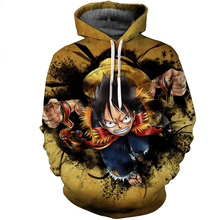 One Piece Hoodie #8