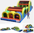 Factory direct inflatable toys, inflatable trampoline,  inflatable obstacles.