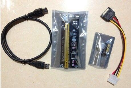 Slot de Riser Compatível com Pci Paralelo de Série da Placa de Som de Som 1x a 16x para Serial Adaptador Pci-e Card Expresso 8x Cartão 4x
