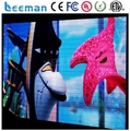 Leeman Sinoela P10 P16 P20 P25 P31.25 Stage backdrop portable flexible led curtain screen xxx video display